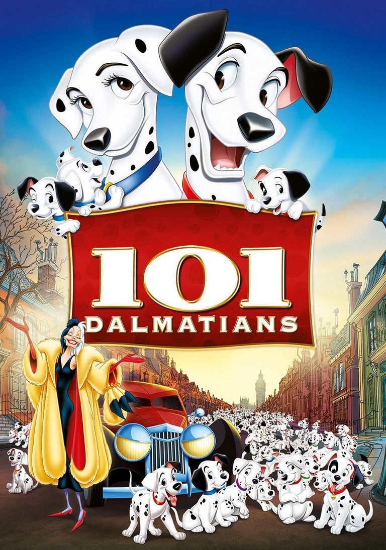 101 Dalmatians Full Movie Online Hd