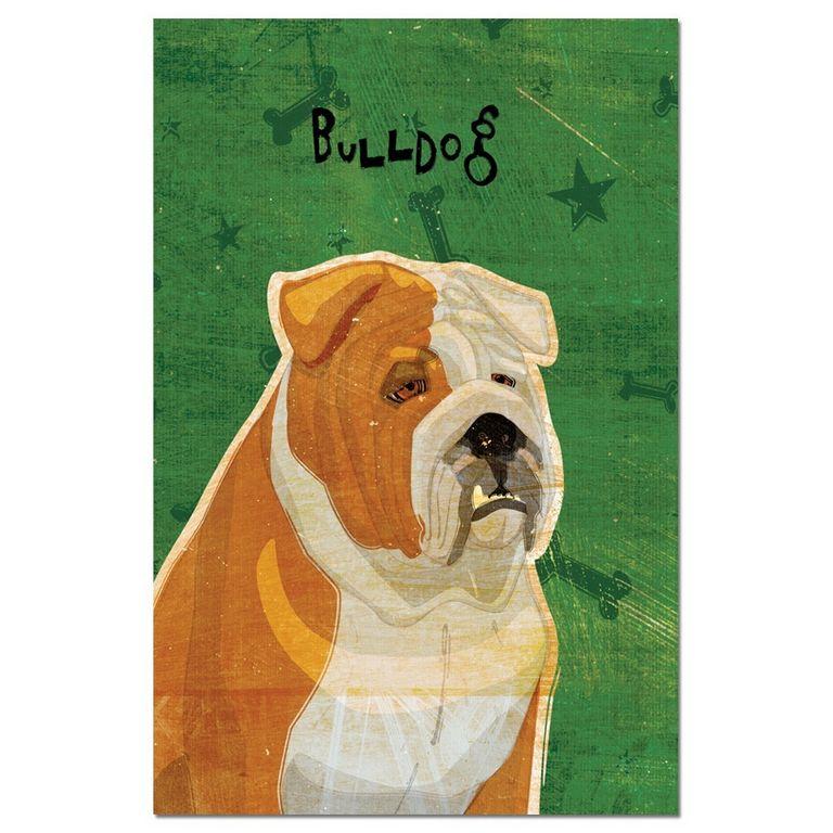Bulldog Wrapping Paper Walmart
