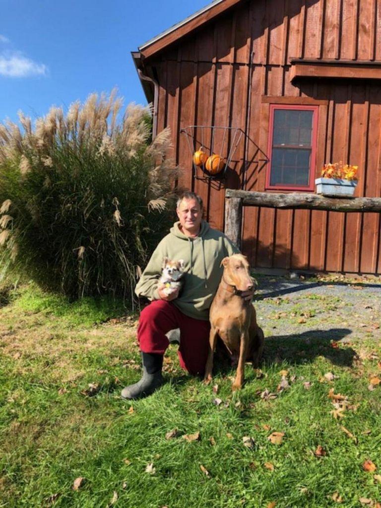 Charlottesville Dog Boarding Farm