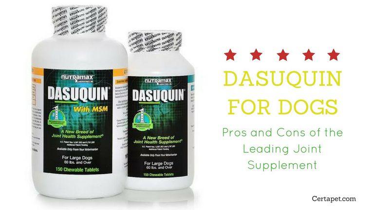 Dasuquin Toxicity