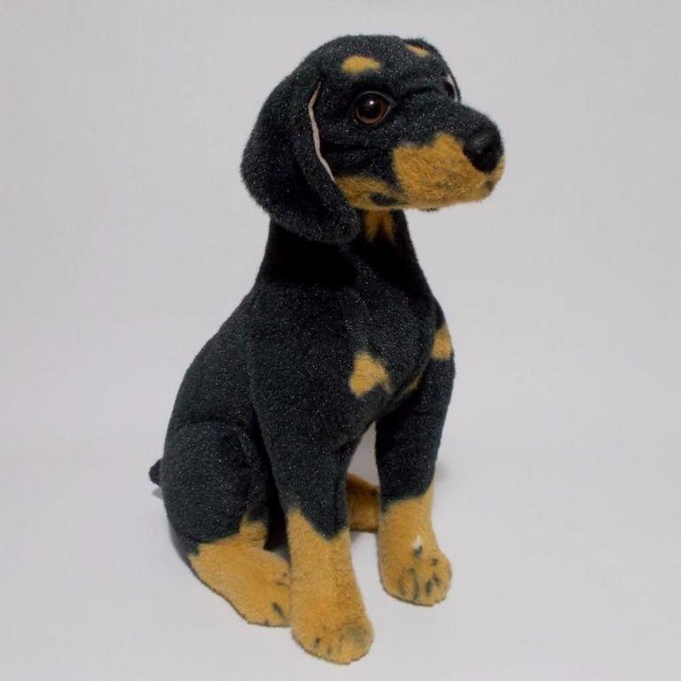 Doberman Stuffed Animal