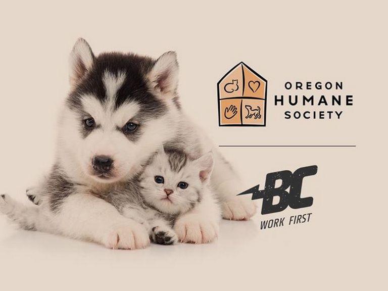 Humane Societies Oregon