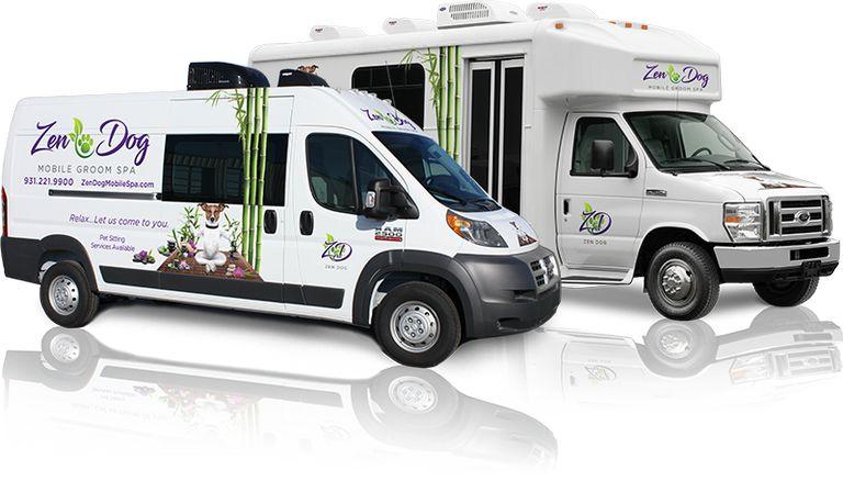 Mobile Pet Grooming Clarksville Tn