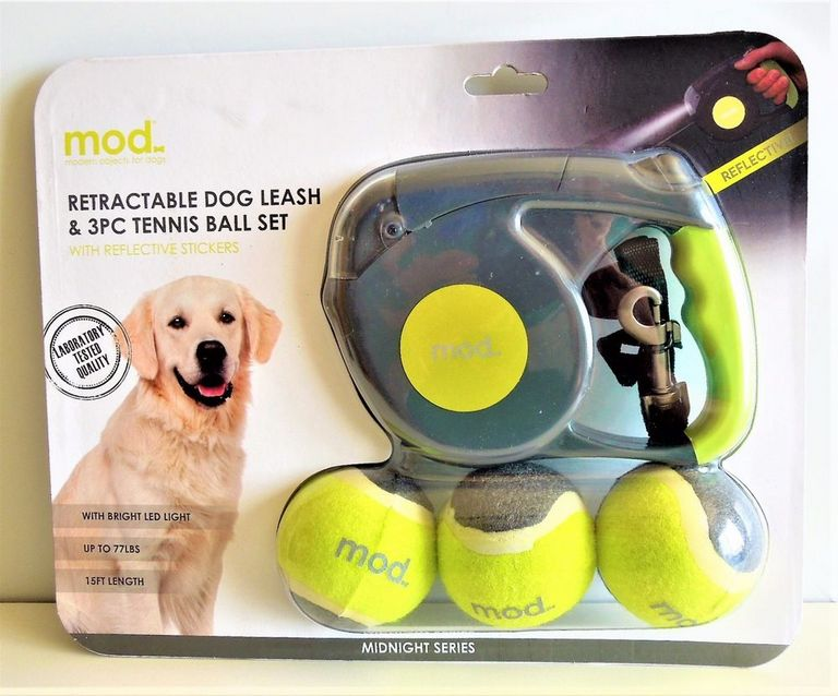 Mod Retractable Dog Leash